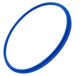 Borracha Multiuso Com 12 Unidades Azul De 7 Litros Silicone