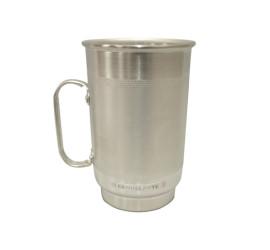 Caneca de Chopp Alumínio Cub Congelante 450ml