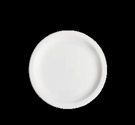Prato Raso Redondo 27cm Quilo Certo Porcelana Germer