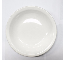 Prato Fundo Redondo de Porcelana 21,5cm - Germer