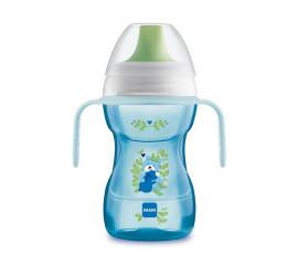 Copo De Treinamento Fun To Drink 270ml Azul MAM Boys