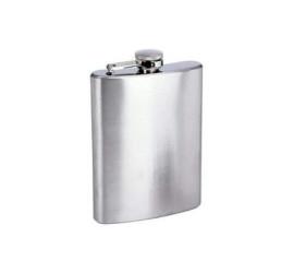 Mini Cantil de Bolso Aço Inox 200ml