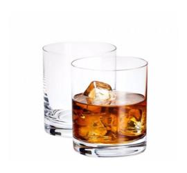 Copo De Cristal Whisky 320ml 4Pç  Nadir - Figueiredo