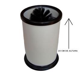 Lava Copo Manual Com 5 Escovas e 3 Ventosas para Fixar