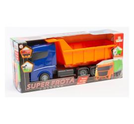 Caminhão Cacamba Basculante Super Frota