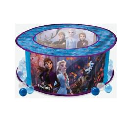 Piscina De Bolinhas  Disney Frozen 2 Com 100 Bolinhas