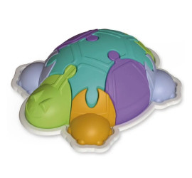 Quebra-Cabeça Tartaruga - Ludi Club