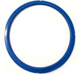 Borracha Rochedo 11/20ltrs Silicone Azul Catumbi
