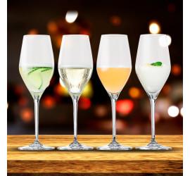 Jogo de taças de vidro Red Wine Glass 320ML