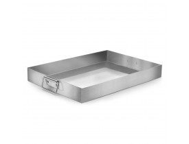 Assadeira Profissional Alumínio Nº1 Linha Industrial 2,5 L