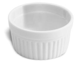 Tigela Ramequim Porcelana Petit redondo
