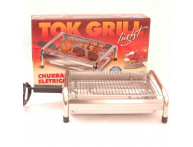 Churrasqueira elétrica light Tok Grill 110v