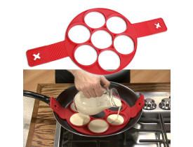 Forma de Silicone para Panqueca e Omelete