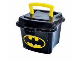Lancheira Mini box Batman 1L Plasútil