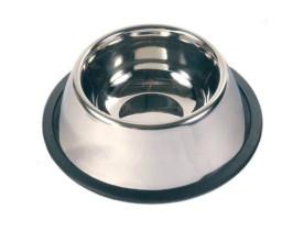 Tigela Comedouro Inox para Cães Cachorro E Gatos 18cm
