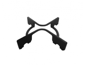 Grelha Para Fogão Cooktop Atlas Lateral 23cm Trempe Ferro