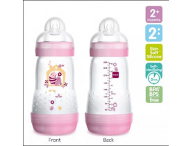 Mamadeira First Bottle Easy Start 260 Ml + 2m Bico 2 - Mam
