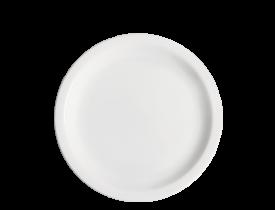 Prato Raso Redondo de Porcelana 25,5cm - Germer