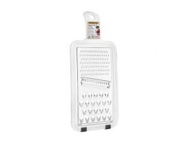 Ralador Inox 1 Face Multifuncional Gourmet Original Line