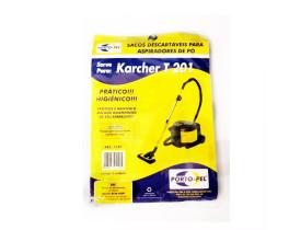 Sacos Para Aspiradores de Pó Karcher T 201