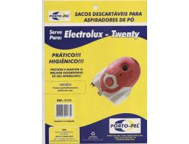 Saco Para Aspirador de Pó Electrolux Modelo Twenty