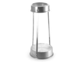 Suporte Tripe Para Coador de Café Em Alumínio Médio