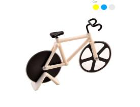 Cortador de Pizza em Aço Inox Bicicleta