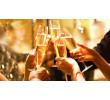 2 Taças de Vidro Ruvolo 150 ml para Champagne