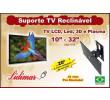 Suporte Reclinável para Tv LCD Led Plasma 10 a 32 Polegadas