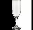 Jogo 6 Taças para Champagne Nadir Gallant 180ml