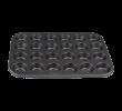 Forma P/ Mini Pão De Queijo Antiaderente 24 Cavidades