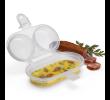 Forma de Ovos e Omelete para Microondas