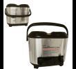 Botijão Térmico Duplo em Inox 12 Litros Quente e Frio