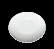 Jogo 5 Pratos Oval Peso Certo 31cm Porcelana 890 Gramas
