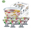 Conjunto para Sobremesa Ruvolo 7 peças New Summer Premium