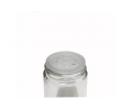 Porta Condimentos e Tempero Giratório Quadrado em Inox 16 Potes
