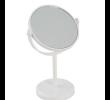 espelho de mesa para maquiagem e bancada