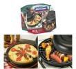 Churrasqueira de Fogão Sem fumaça Pizza e Grill - Nacional