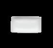 Bandeja Rasa Oriental de Porcelana Grande 30cm Germer