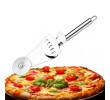 Cortador de Pizza Multifuncional Inox 3 em 1 Kehome