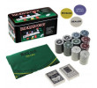 Jogo De Poker Profissional 207 Peças