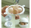 Galinha de Cozinhar Ovo Microondas Plástico