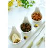 Kit 6 Molheira Gourmet Finger Food de Melamina Premium 100ml